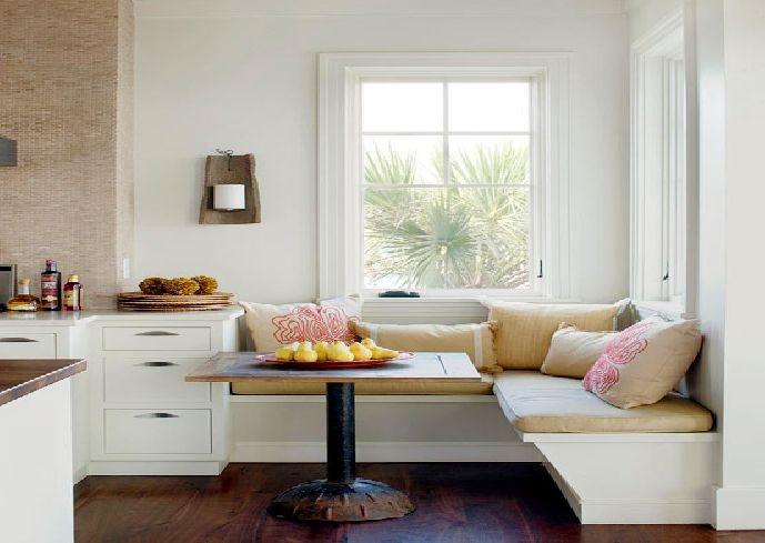 Kitchen Corner Bench Seating With Storage Ideas Kitchen Corner Effectively Inside Corner Seating Ideas (View 16 of 20)