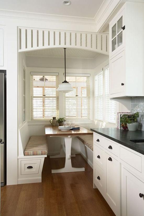Kitchen Corner Seating 50 Charming Interior Ideas Certainly Within Corner Seating Ideas (View 17 of 20)