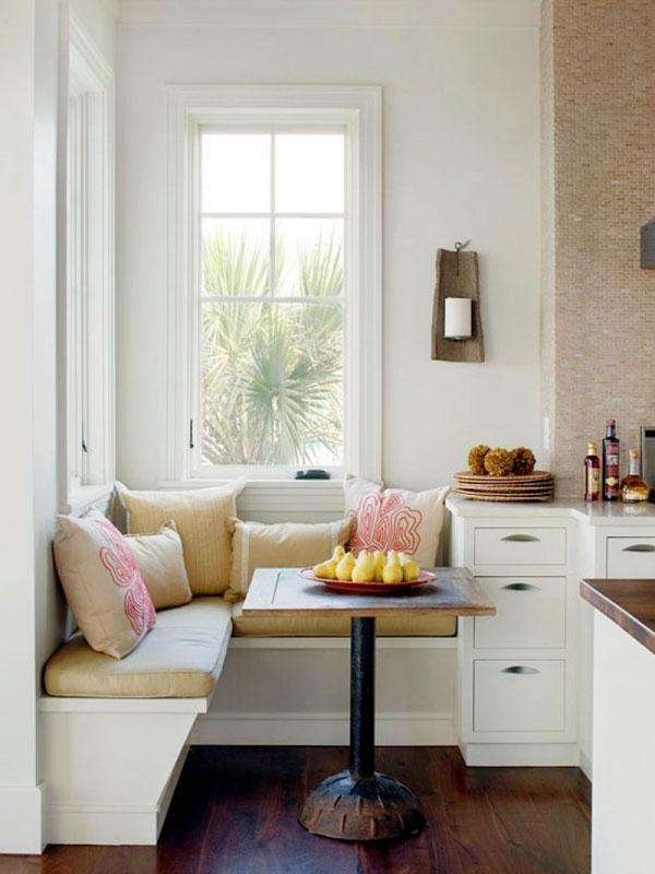 Kitchen Corner Seating 50 Charming Interior Ideas Very Well Pertaining To Corner Seating Ideas (View 19 of 20)