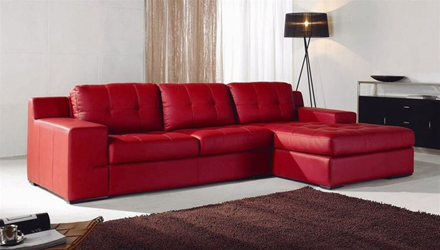L Shaped Leather Sofa And Sectional Sofas 4 Image 3 Of 21 Auto perfectly with regard to Leather L Shaped Sectional Sofas (Image 11 of 20)