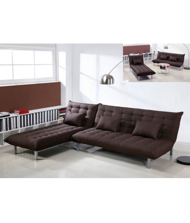 L Shaped Sofa Bed Mumbai Hereo Sofa Well For L Shaped Sofa Bed (View 15 of 20)