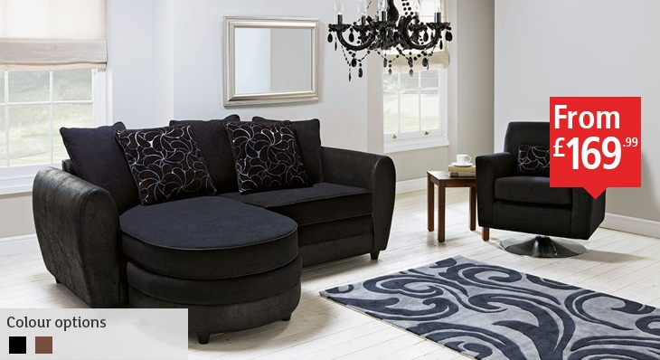 L2arorasofaandarmchairrange clearly regarding Corner Sofa and Swivel Chairs (Image 17 of 20)