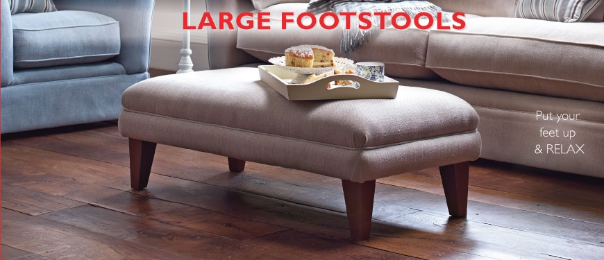 Featured Photo of Large Footstools