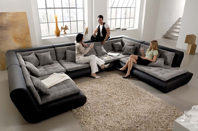 Large Sectional Sofas For Any Living Rooms S3net Sectional perfectly with Very Large Sofas (Image 13 of 20)