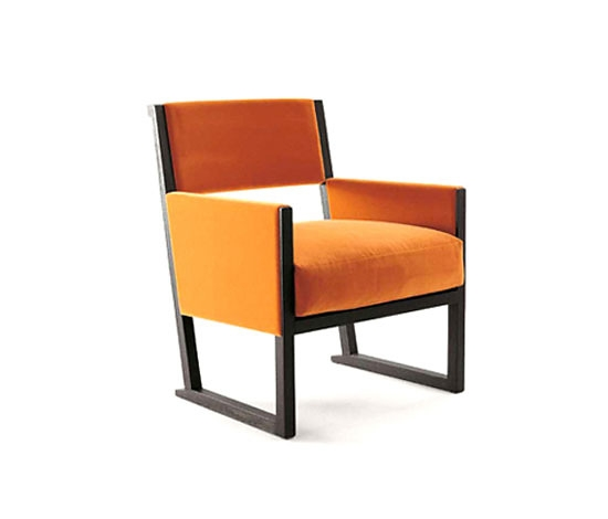 Latest Antonio Citterio Furniture Products And Designs Nicely Throughout Small Armchairs (View 14 of 20)
