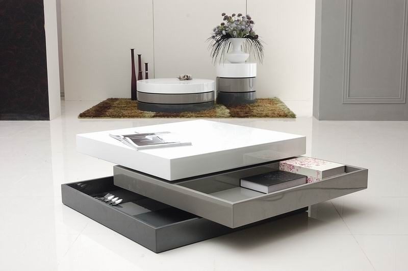Latest Design Modern Coffee Table Furniture For Your Living Room most certainly intended for Lacquer Coffee Tables (Image 11 of 20)