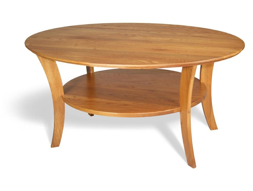 Latest Oval Wood Coffee Table Table Oval Coffee Table Interior very well for Small Wood Coffee Tables (Image 9 of 20)
