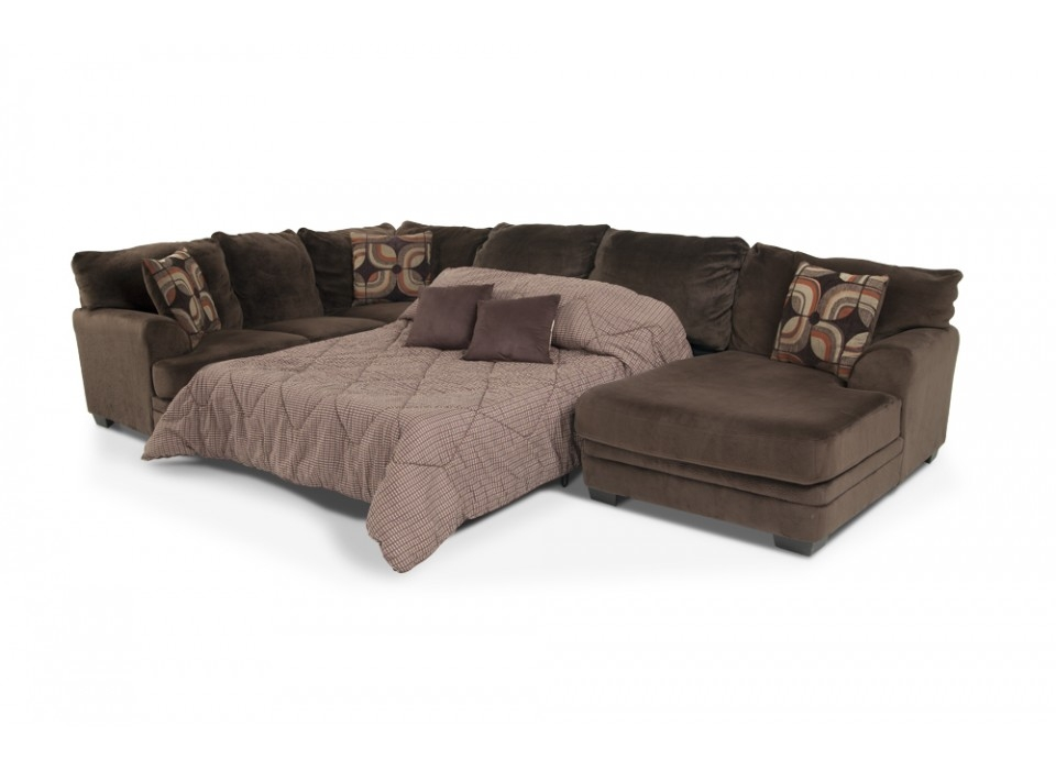 Top 20 Of 3 Piece Sectional Sleeper Sofa