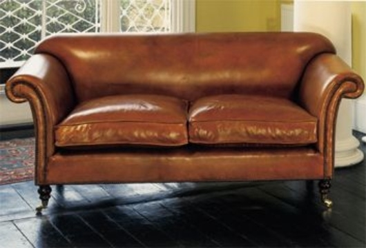 Leather Chairs Of Bath Chelsea Design Quarter Ibsen Leather Sofa good inside Victorian Leather Sofas (Image 6 of 20)
