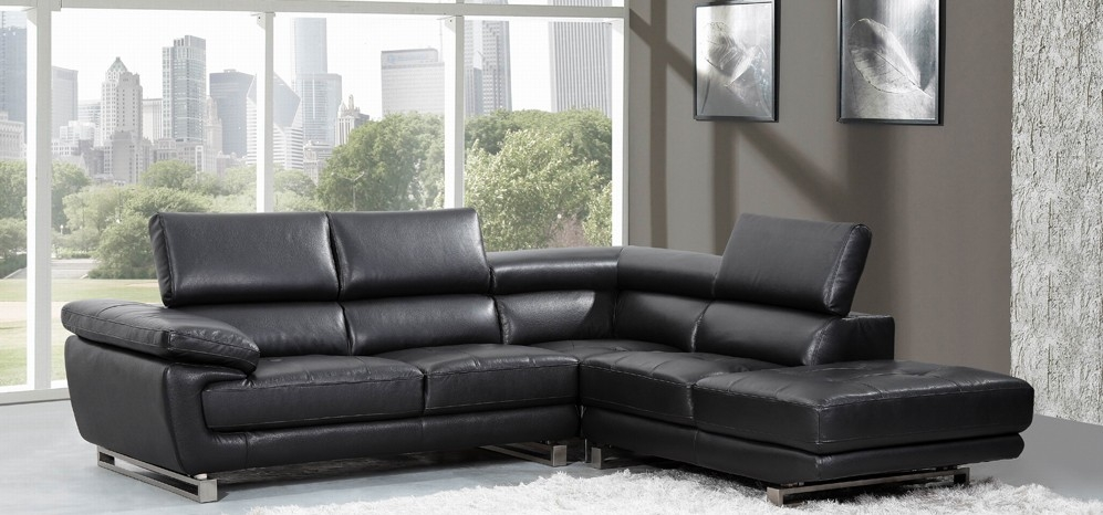Leather Corner Sofas Leather Sofa World certainly in Large Black Leather Corner Sofas (Image 13 of 20)
