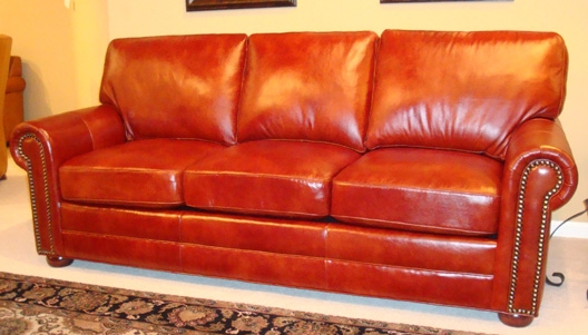 Leather Furniture Hickory Nc Leather Sofa Leather Sectionals clearly with regard to Classic Sofas For Sale (Image 11 of 20)