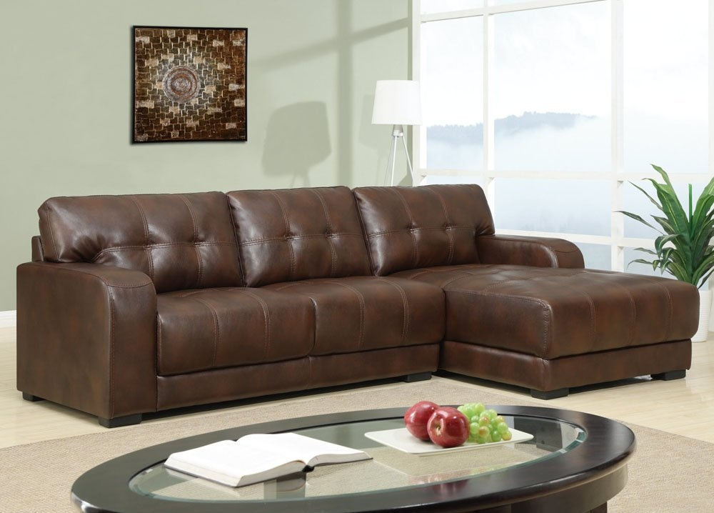 Leather Sectional Sleeper Sofa With Chaise Tourdecarroll very well throughout Sectional Sleeper Sofas With Chaise (Image 17 of 20)