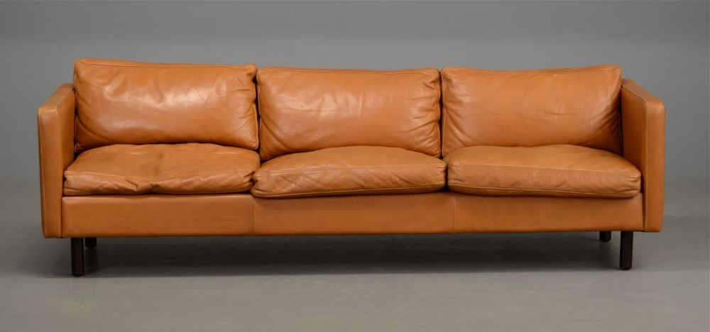 Light Brown Leather Sofa Light Tan Leather Sofa Sale Modern good within Light Tan Leather Sofas (Image 7 of 20)
