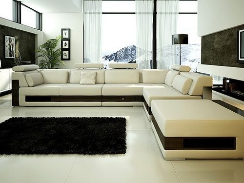 Living Room Luxury Sectional Sofa Hereo For High End Sofas Leather Very Well Pertaining To Expensive Sectional Sofas (View 5 of 20)