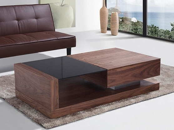 Living Room The Latest And New Designs Of Modern Coffee Tables most certainly in Modern Coffee Tables (Image 13 of 20)