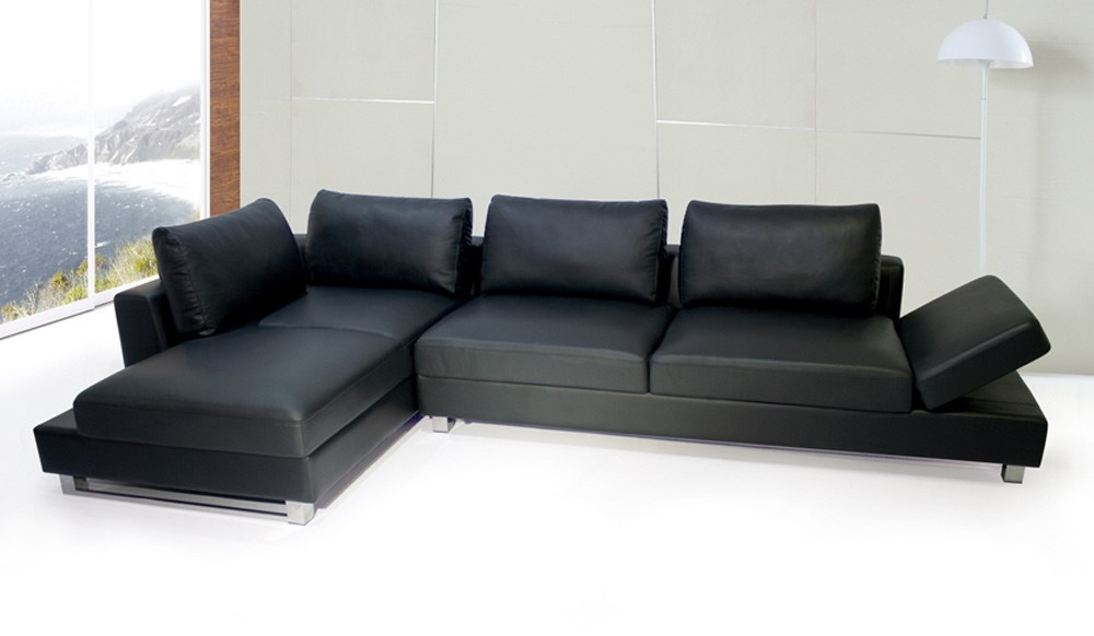 Living Room Top Corner Sofas U Shaped Modular Delux Deco Within clearly in Small Brown Leather Corner Sofas (Image 12 of 20)