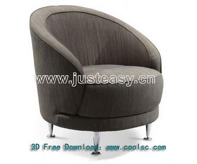 Lofty Round Sofa Chair Living Room Very Well Inside Round Sofa Chairs (View 8 of 20)