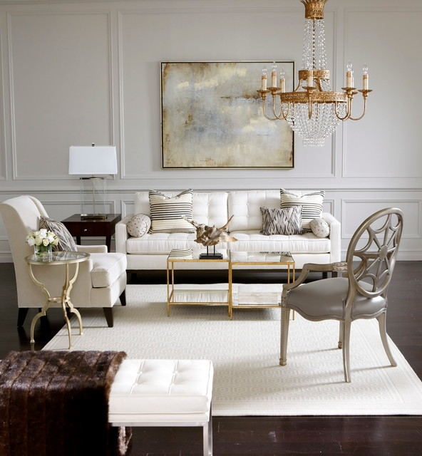 Looks We Love Eclectic Living Room New York Ethan Allen clearly throughout Ethan Allen Sofas And Chairs (Image 9 of 20)