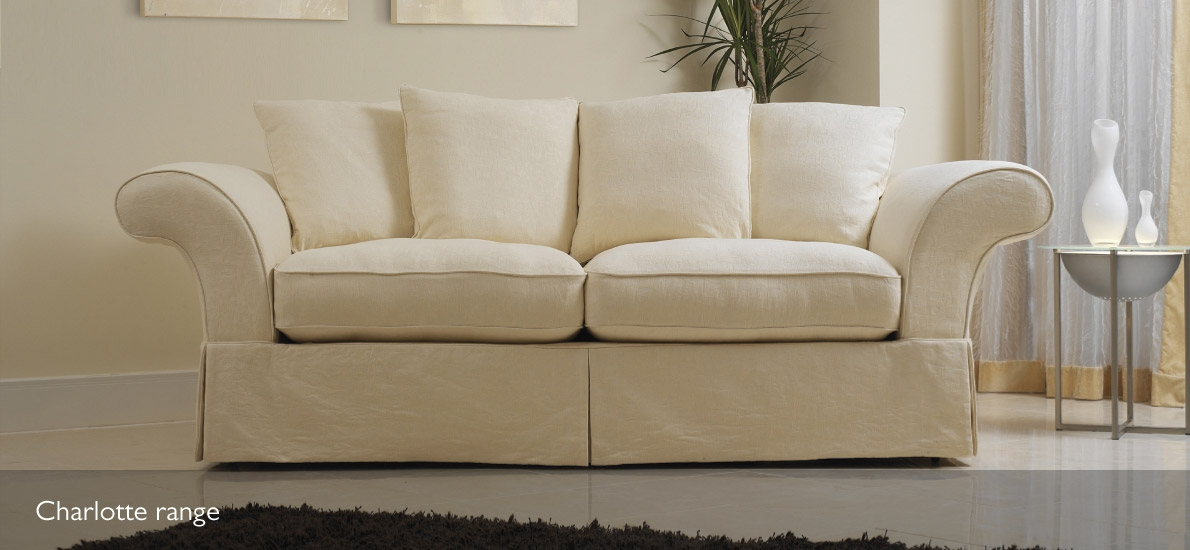 Loose Cover Sofas Effectively In Sofas With Removable Covers (View 9 of 20)