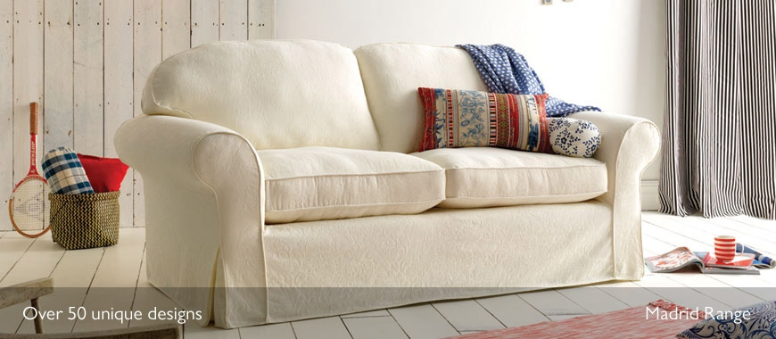 Removable Cover Sofas Shorter Sofa By Milano Bedding