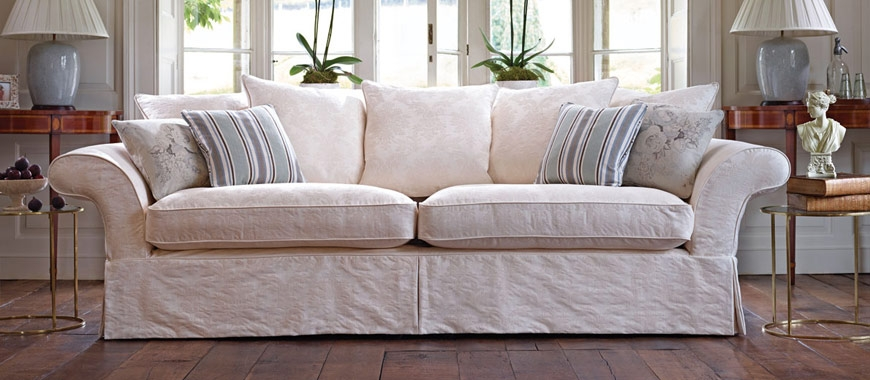 Loose Covers For Sofas Washable Slipcovers Kirkdale very well within Sofa With Washable Covers (Image 8 of 20)