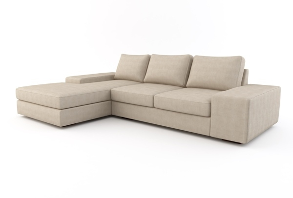Lounge Sofa Chaise Pertaining To Property Barcelona Longue properly inside Sofas With Chaise Longue (Image 10 of 20)