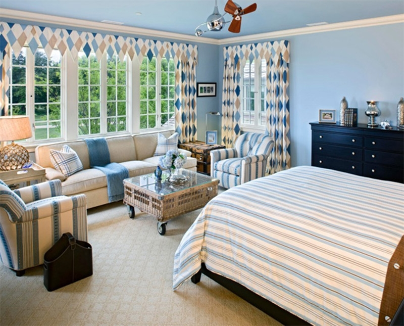 Lovely Bedroom Interiors With Sofas And Couches Full Home Living clearly with Bedroom Sofas and Chairs (Image 10 of 20)