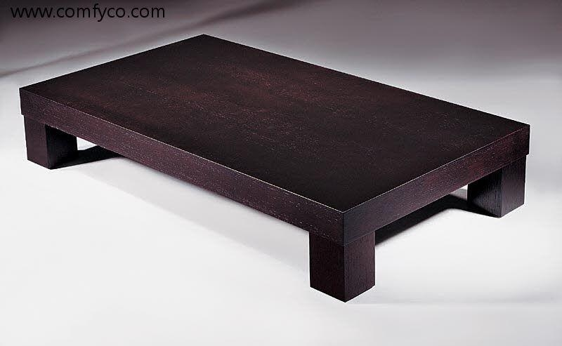 Low Square Dark Wood Coffee Table View Here Coffee Tables Ideas Properly With Square Dark Wood Coffee Table (View 12 of 20)