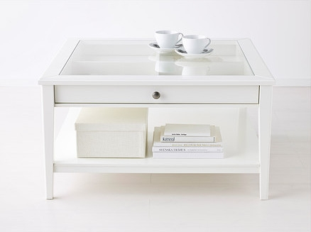 Low White Coffee Table With Storage definitely inside White Coffee Tables With Storage (Image 8 of 20)