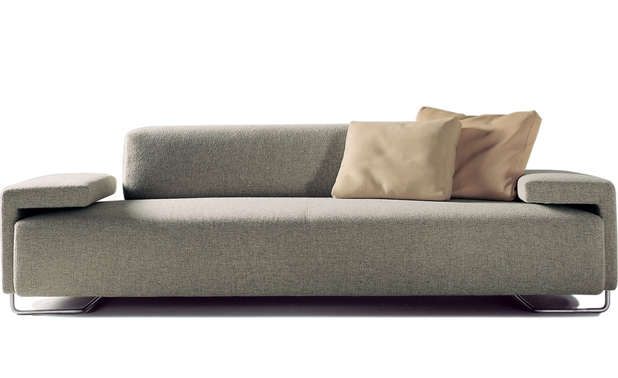 Lowland 3 Seater Sofa Hivemodern Good With Regard To Three Seater Sofas (View 6 of 20)