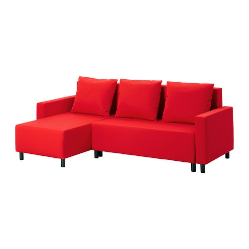 Featured Photo of Red Sofa Beds IKEA