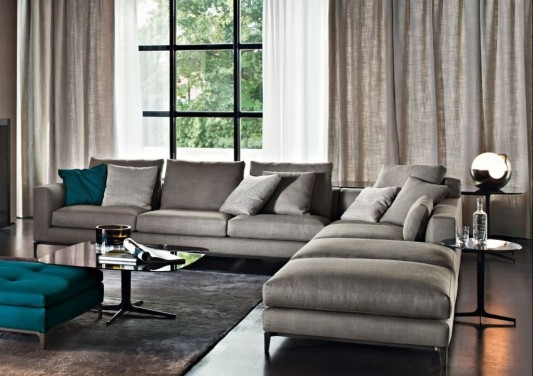 Luxurious Sofa And Sofa Bed For Cozy Living Room Design Andersen well in Luxury Sofa Beds (Image 11 of 20)