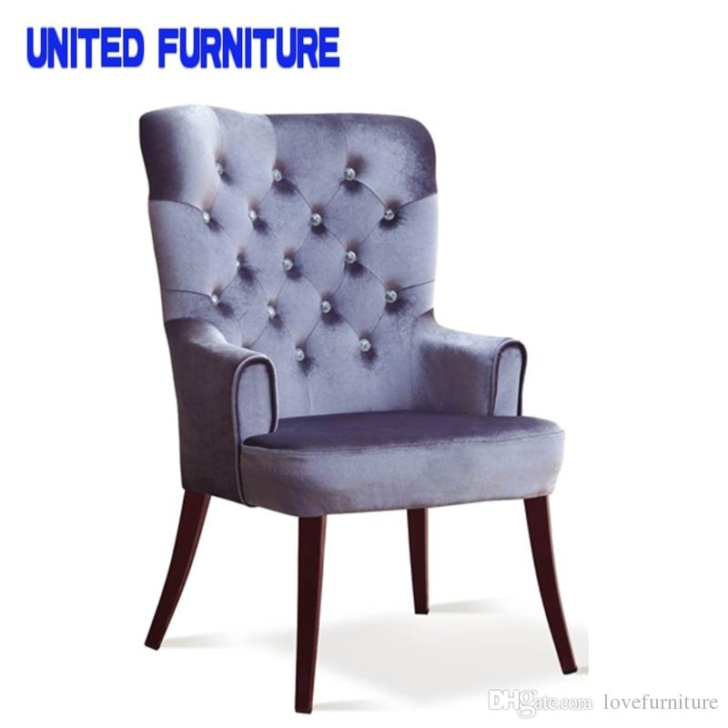 Luxury Dining Chairs Grey Red Blue Sofa Lob Chair Metal Legs perfectly regarding Blue Sofa Chairs (Image 19 of 20)