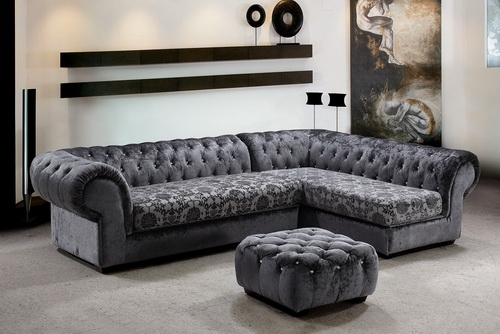 Luxury Gray Sofa Designs Gray Sectional Sofa Fifty Shades Of Grey Nicely Pertaining To Expensive Sectional Sofas (View 7 of 20)