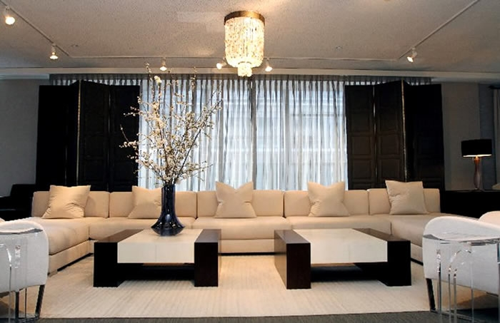 Luxury Modern Living Room Designs With Gray Sectional Sofa S3net Perfectly Intended For Expensive Sectional Sofas (View 8 of 20)