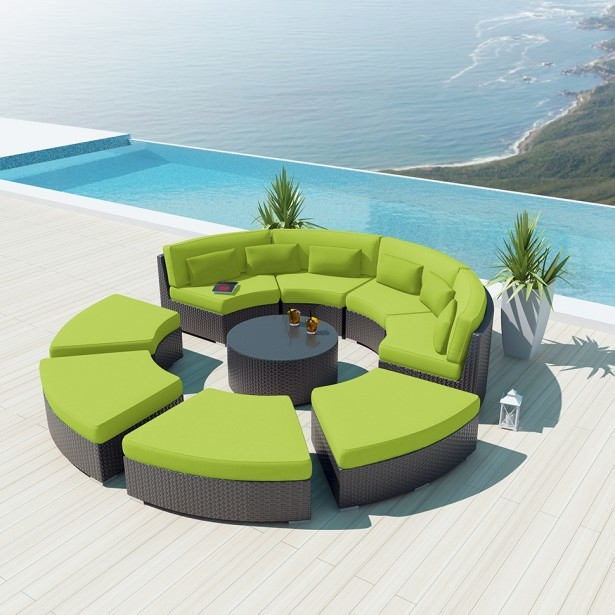 Luxury Outdoor Sectional Sofa Patio Outdoor Outdoor Sectional nicely for Durable Sectional Sofa (Image 11 of 20)