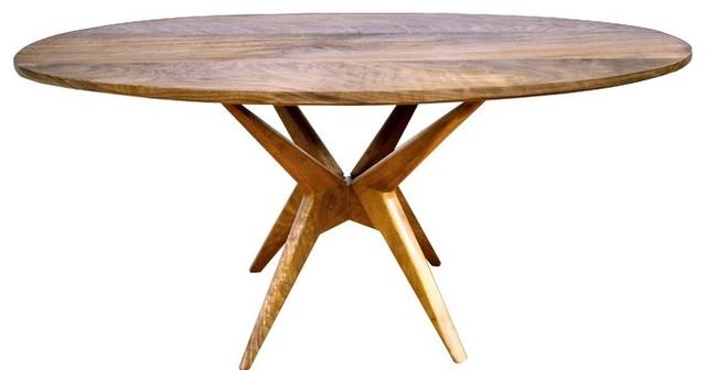 Midcentury Oval Walnut Coffee Table Midcentury Coffee Tables perfectly inside Oval Walnut Coffee Tables (Image 8 of 20)