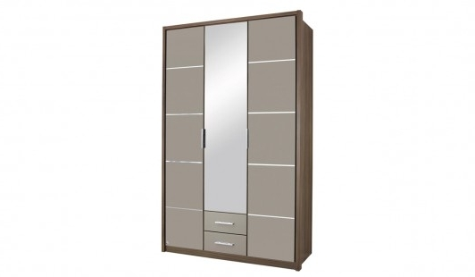 Mirabel Collection Bensons For Beds well intended for 3 Door Wardrobe With Drawers And Shelves (Image 6 of 30)