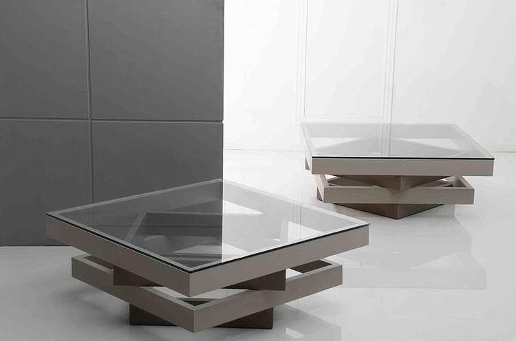 Modern Coffee Table Vg11 Contemporary nicely within Modern Coffee Tables (Image 14 of 20)