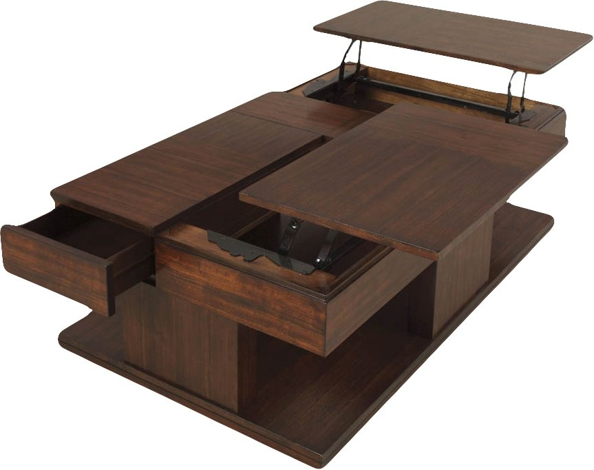 Modern Coffee Tables Allmodern well with regard to Modern Coffee Tables (Image 16 of 20)