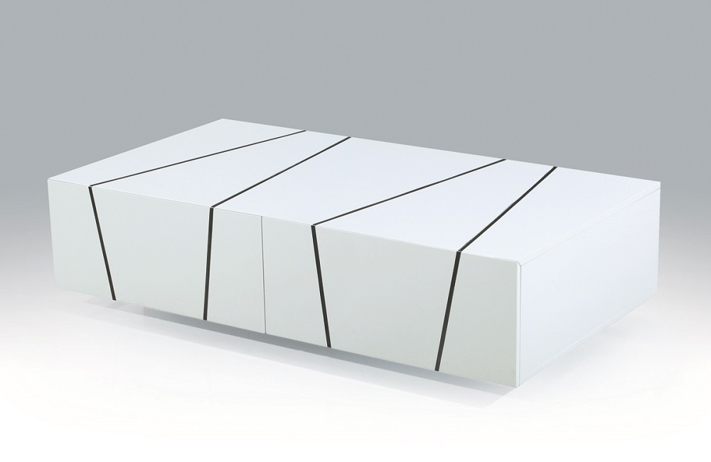 Modern Contemporary Coffee Tables Classic Cocktail Tables properly with White Coffee Tables With Storage (Image 11 of 20)