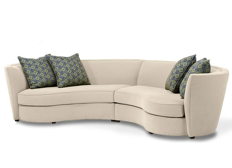 Modern Customized Sofa With Home Sofas Sectionals Fabric Sectional very well for Customized Sofas (Image 14 of 20)