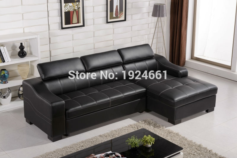 Modern Furniture Leather Promotion Shop For Promotional Modern perfectly pertaining to European Sectional Sofas (Image 9 of 20)