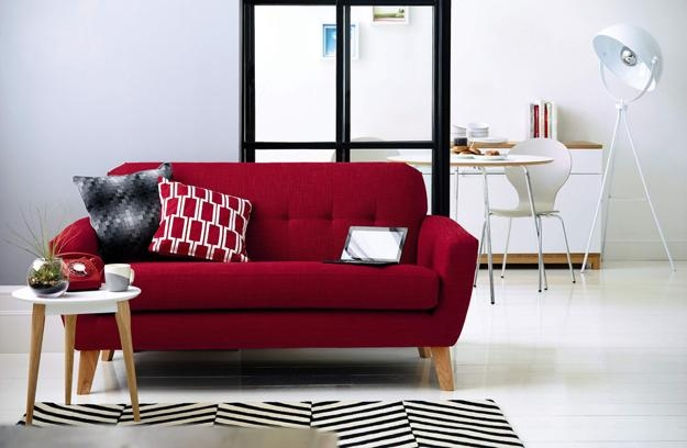 Modern Living Room Furniture Spicing Up Home Decor definitely pertaining to Colorful Sofas And Chairs (Image 19 of 20)