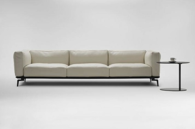 Modern Seater Sofa With Four Seat Sofa Leathercraft Furniture Certainly Throughout Four Seater Sofas (View 12 of 20)
