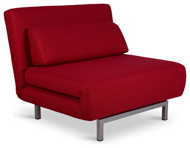 Modern Sofa Chairs Designs An Interior Design For Modern Sofa certainly inside Red Sofa Chairs (Image 12 of 20)