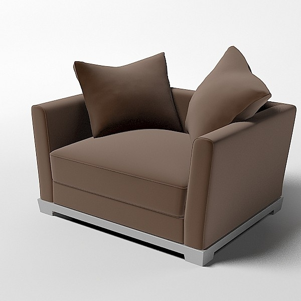 Modern Sofa Chairs properly intended for Contemporary Sofa Chairs (Image 16 of 20)