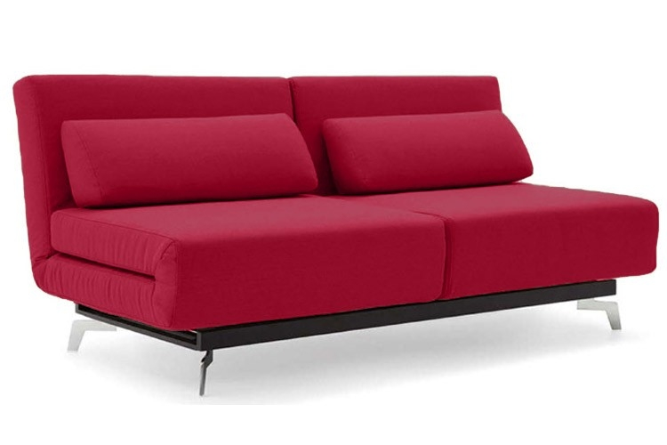 Modern Sofabeds Futon Convertible Sofa Beds Futon Sleeper Sofas definitely intended for Red Sectional Sleeper Sofas (Image 8 of 20)