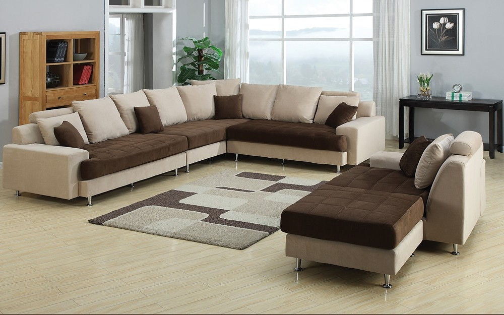 Featured Photo of Two Tone Sofas