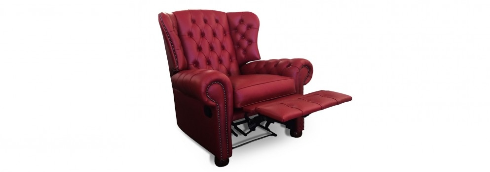 Monks Chesterfield Recliner Chesterfield Pinterest certainly with regard to Chesterfield Recliners (Image 13 of 20)